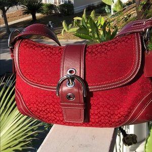 Coach shoulder bag Excellent Condition
